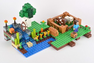 Minecraft  The Farm review