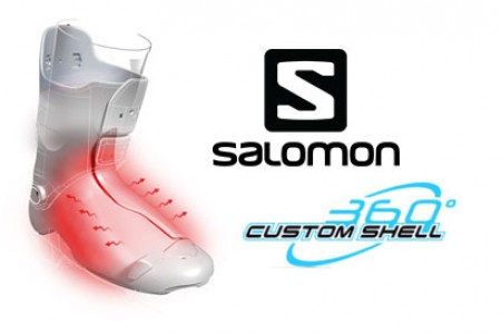 Salomon - Custom Shell