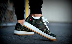 Nike Air Force 1 Low NRG x Supreme