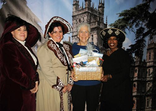 Downton Abbey Season 3 Screening, Tampa   January 3, 2013 at