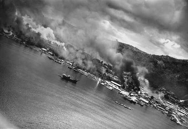 Simpson Harbor: Nov. 2, 1943
