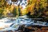 Rapids At Bond Falls
