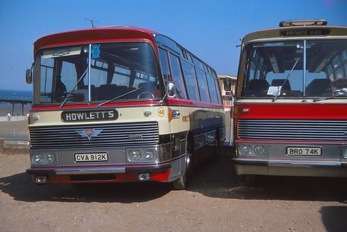 Hunstanton Coach Park 1978 (part 2)