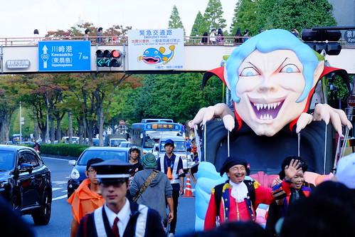 Kawasaki Halloween parade 2014 01