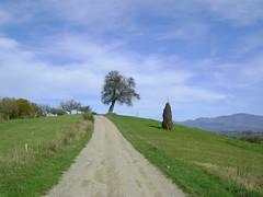 pe-un picior de plai.../near a low foothill