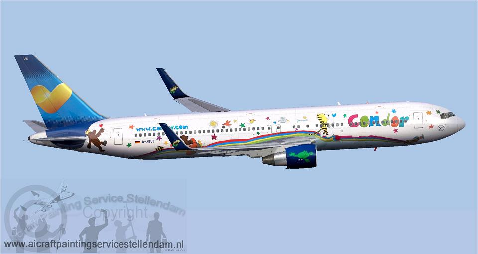 SkySpirit2010_B767-300Condor_Heart_for_Children_cs_D-ABUE_Heart_Tail