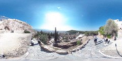 Odeon of Herodes Atticus in 360 degrees | #TBEX