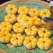 Pumpkin pastries at Made in China\'s breakfast buffet