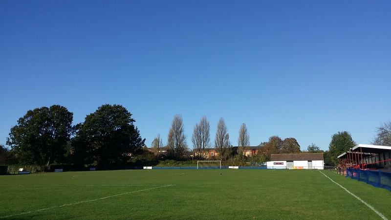 Seven Acre & Sidcup FC #LondonLOOP #sh