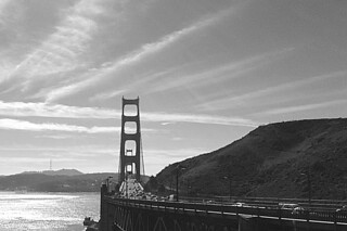 Golden Gate Bridge - Another view from Vista Point