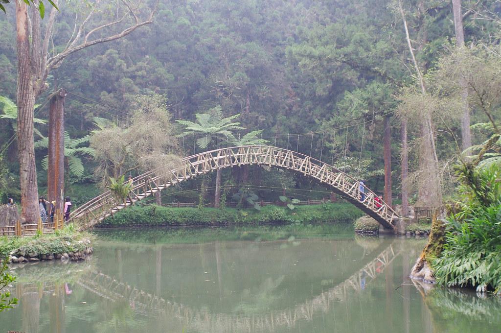 中社花園及溪頭