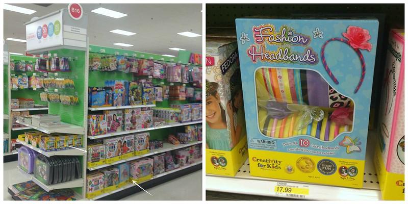 Toy Emporium Target Creativity for Kids