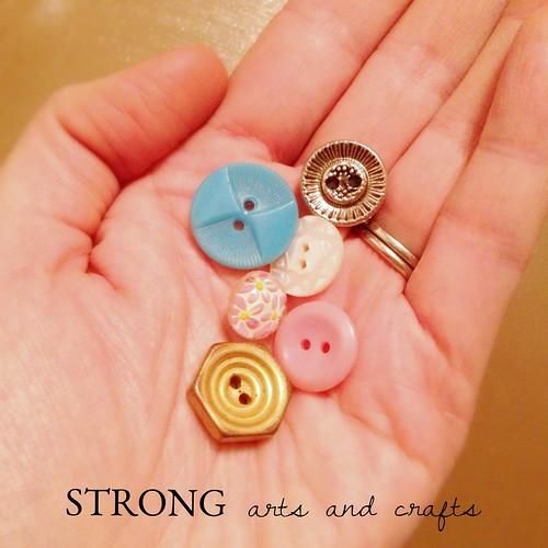 SA&C vintage buttons