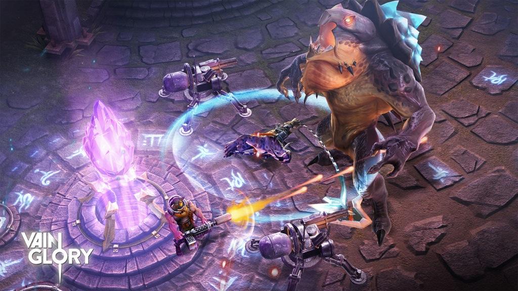 Vain Glory Gameplay 01