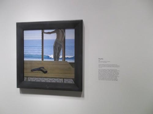 """Alex Colville, """"Pacific"""" (1967)"""