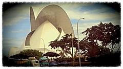 The Sydney Opera House look alike in Tenerife ...