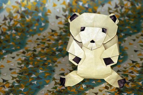 Origami Fluffy (Marc Kirchenbaum)