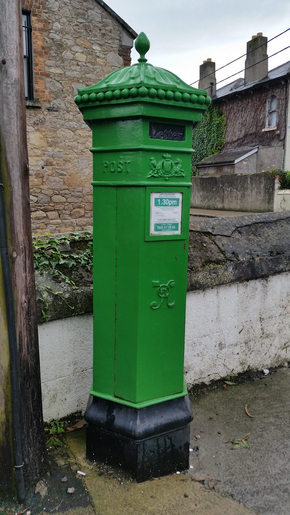 Penfold pillar box Bray