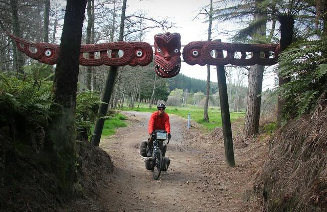 Maori culture near Rotorua