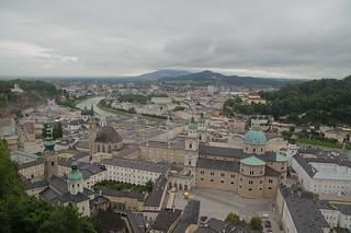 110 Uitzicht burcht Salzburg