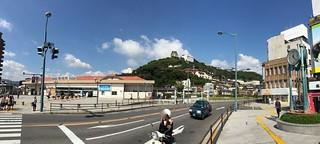 尾道駅から