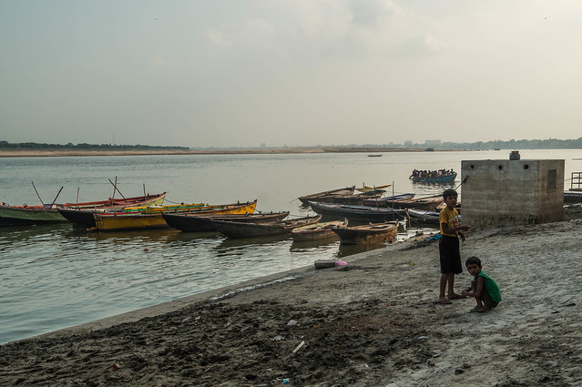 Banks of the Ganges