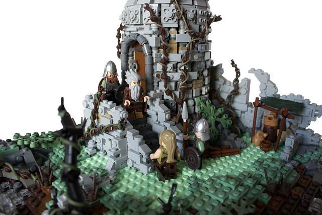 Dark Isle Saga Path Of Darkness - Caer Caradoc