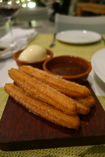 Churros & Chocolat - UNA at One Rochester