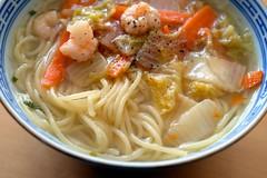 Ramen by Noodle Maker