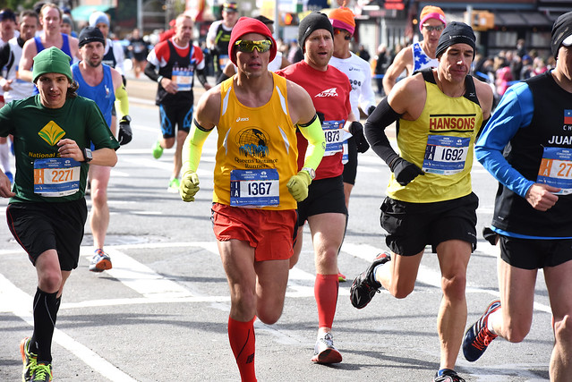 2014 New York City Marathon