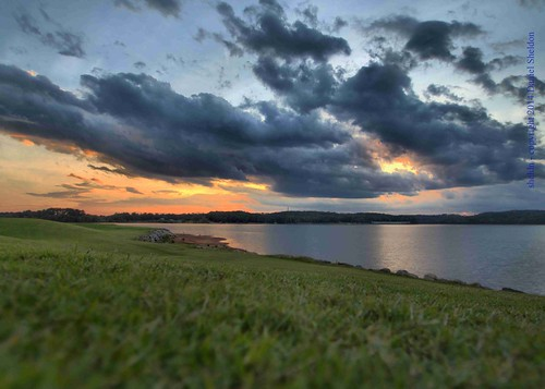 sunset martin inn clemson university sc sheldn canon t5i hdr cloud blue grass green golf course yellow orange water copyrightdanielsheldon copyrightdanieljsheldon sheldnart allrightsreserveddanielsheldon allrightsreserved southcarolina copyright sheldon danieljsheldon rebel eos license danielsheldon landscape outdoors
