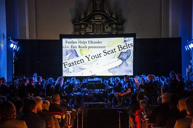 Themaconcert 'Fasten Your Seat Belts'