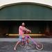 BRONZER : pink hipster by Thomas Kubrick