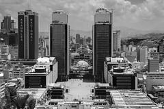 Las torres del Centro (Simón Bolívar)