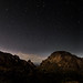 Milky Way over the Chisos Basin by J. Moore Outdoor Photography