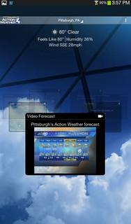 WTAE Weather App