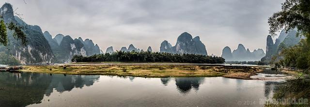Li River, XingPingZhen