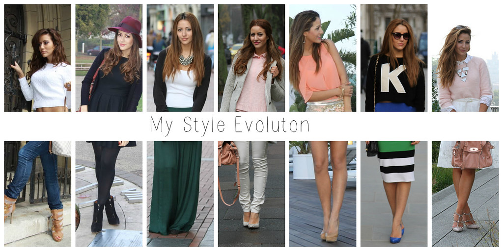 Monday Confession || My Style Evolution