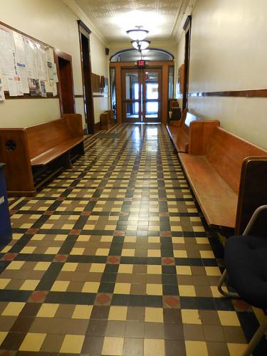 indoor hallway mtgilead morrowcountyohio mtgileadohio morrowcountycourthouse
