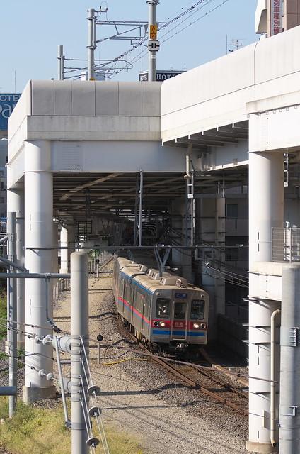 Tokyo Train Story 京成本線2014年10月17日