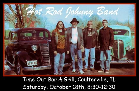 The Hot Rod Johnny Band 10-18-14
