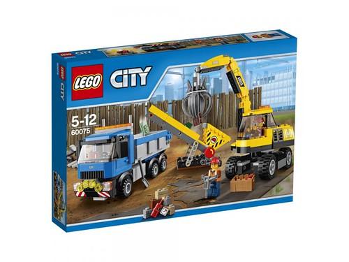 LEGO City 60075