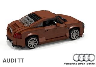 Audi TT Mk1 (Redux)