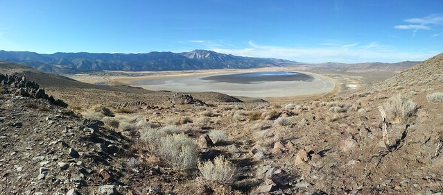 Washoe Lake Fall 2014