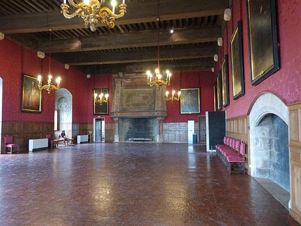 grande salle sully