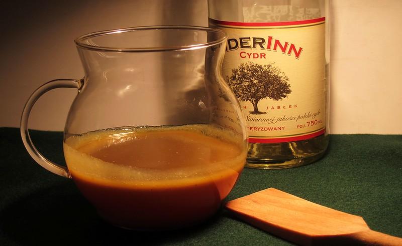 cydr jabłkowy/apple cider sirup
