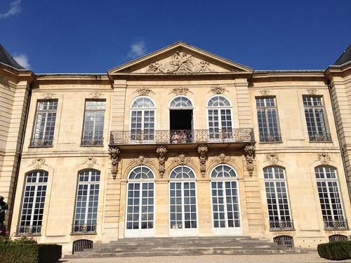 Rodin Museum building