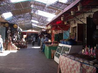 Zoco de Ouarzazate.