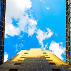 The Sky is the limit - This particular building holds a particular significance in my life, it was here that my Dad set up his first office when he started off by himself on his Entreprenurial Journey right after I was born. What's crazy is that the Watc
