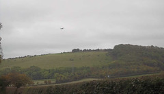 View of Watership Down with Chinook